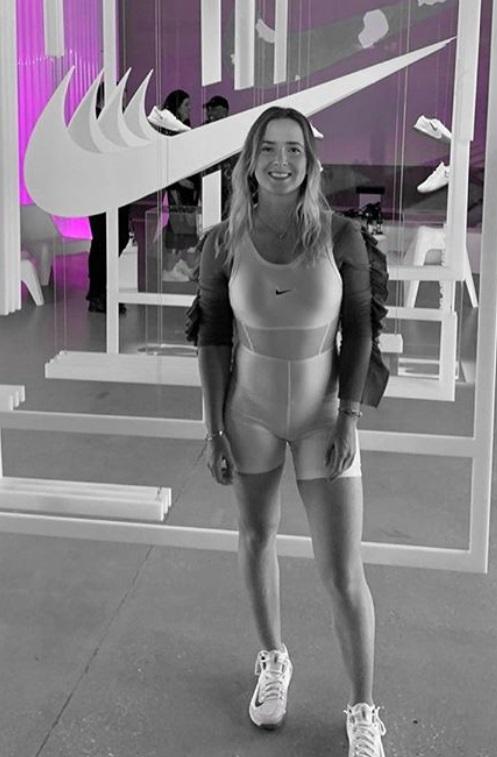 Elina Svitolina Hot