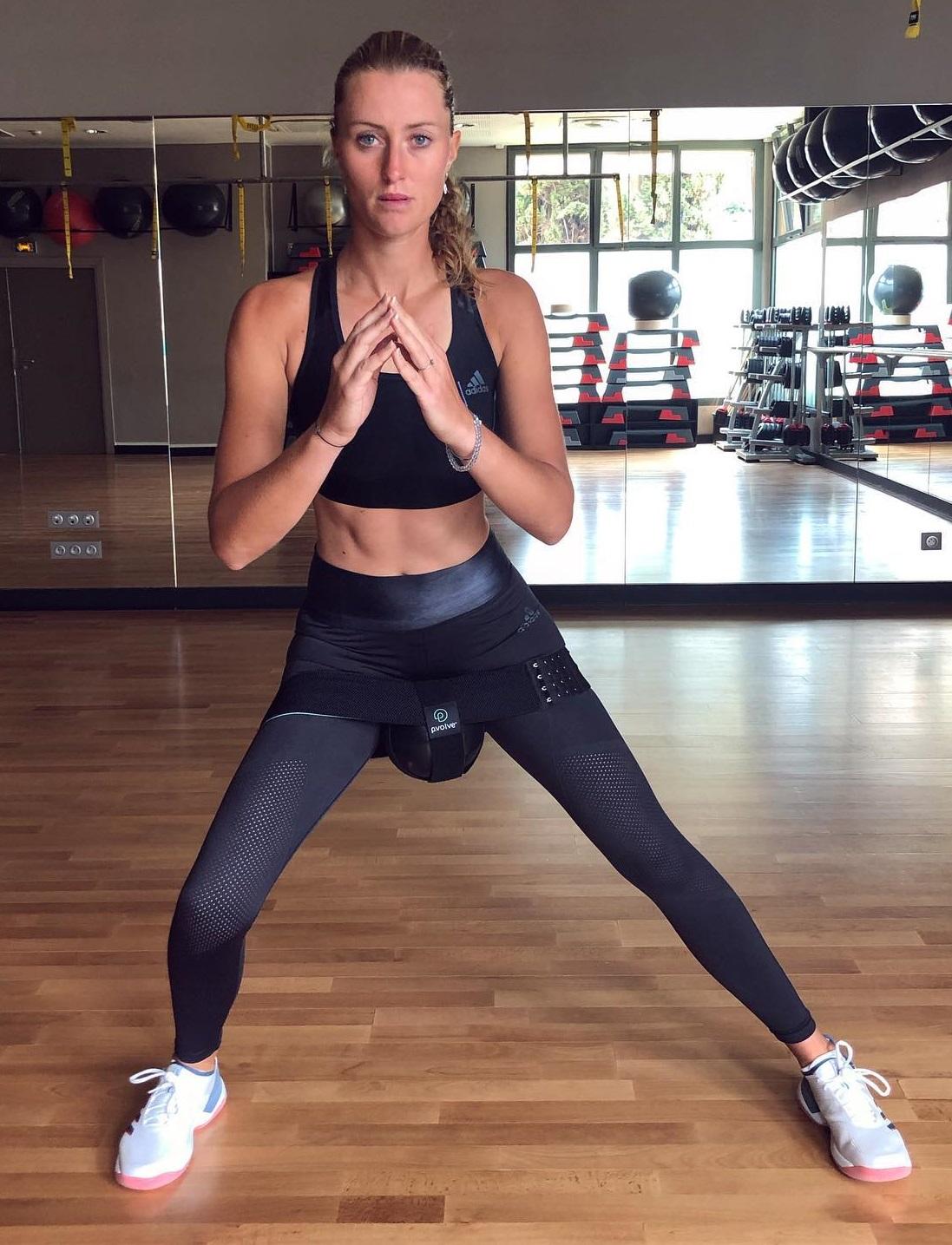 Kristina Mladenovic - Hot Tennis Babes